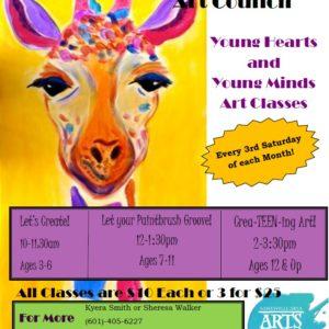 Hinesville Art Council
