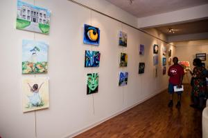 August 2017 Art Exhibit
